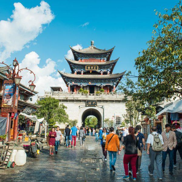 Jusqu'aux portes du Tibet