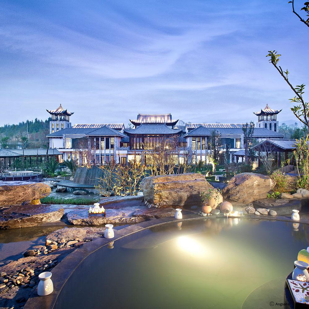 Hôtel Angzhou -Chine