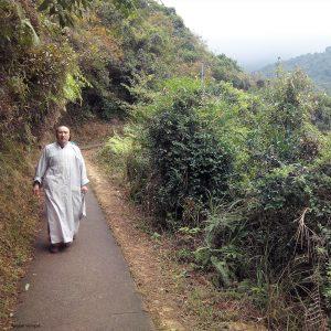 Monastère Lantau - Chine