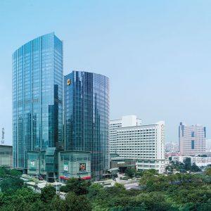 Hôtel Sangri-La - Quingdao - Chine