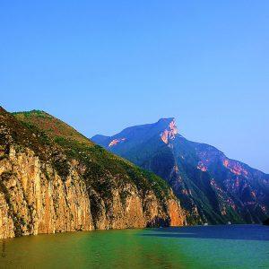 Naviguer sur le Yangtse