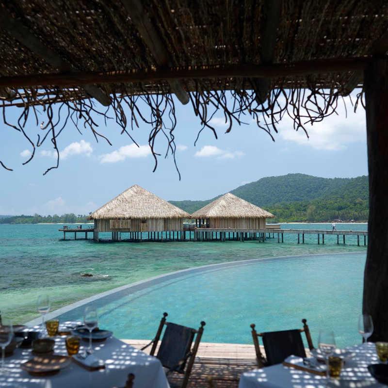Hôtel Song Saa - Cambodge