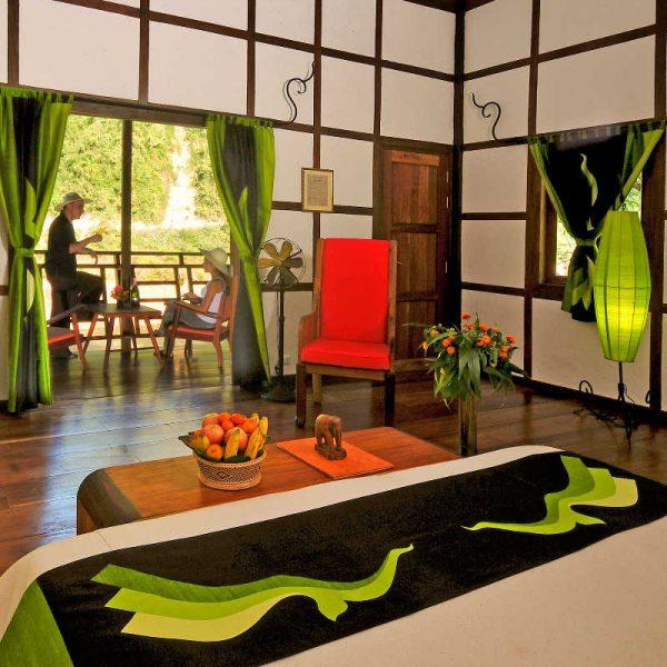 Hôtel Muang La Resort Laos