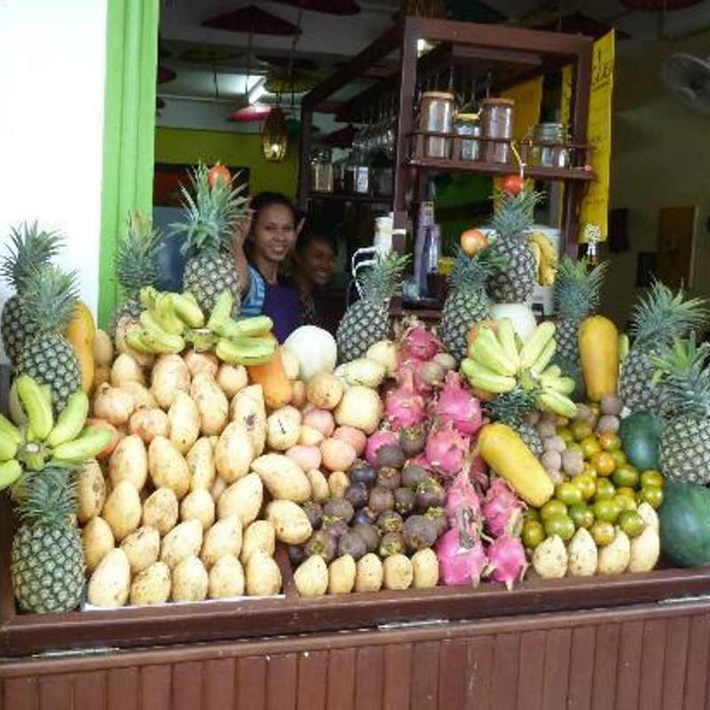 Noy's Fruit Heave Laos - Apogée Voyages