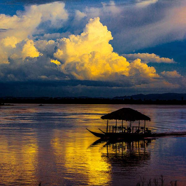 Hôtel The River Resort Laos