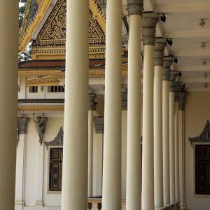 Phnom penh palais royal - Apogée voyages