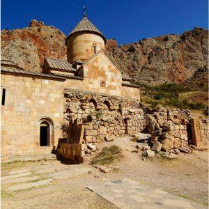 Armenie église - Apogée Voyages