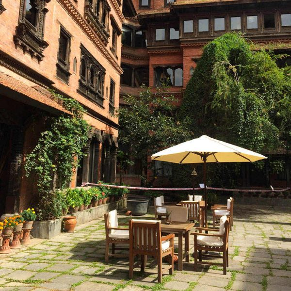 Hôtel Dwarika's - Katmandou - Apogée Voyages