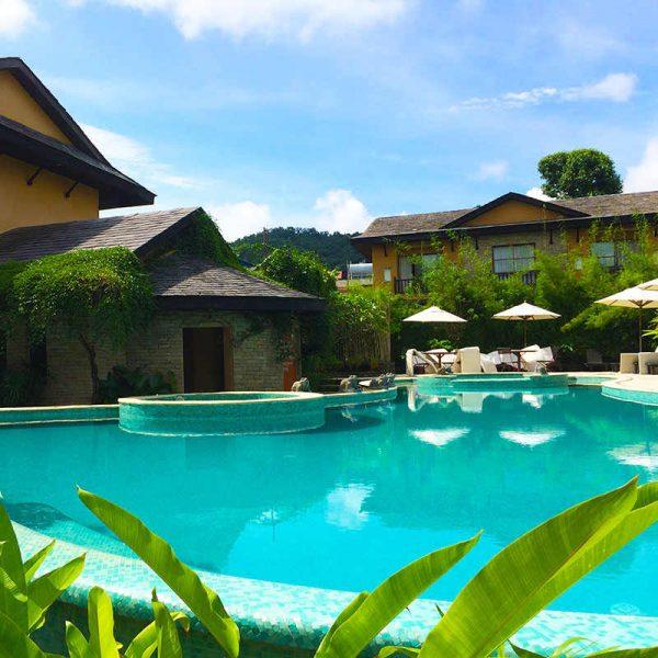 Hôtel Temple Tree Resort - Pokhara - Apogée Voyages