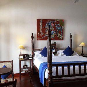 Hôtel Brunton Boatyard Kochi Inde - Apogée Voyages