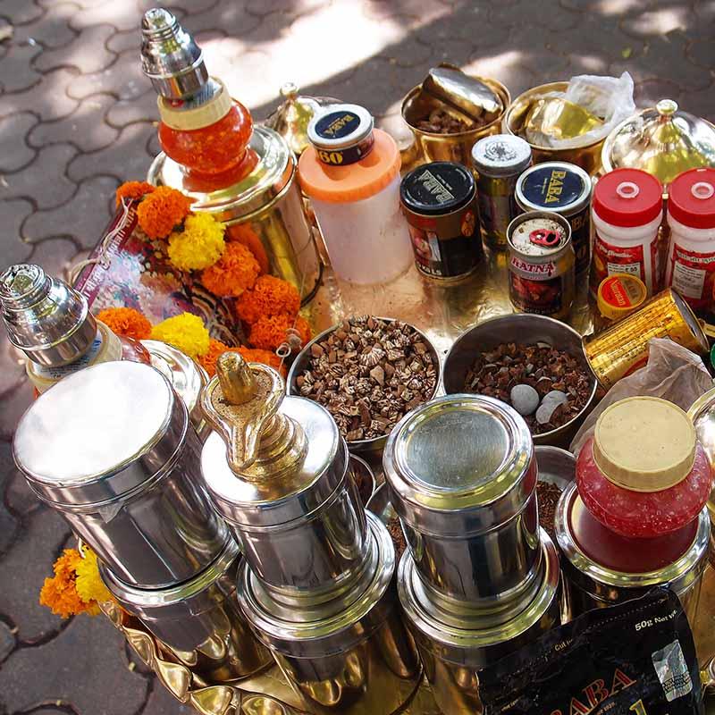 Parcours culinaire Mumbai - Apogée Voyages
