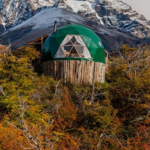 Hôtel Patagonia Camp Chili - Apogée Voyages