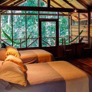 Hôtel Sacha Lodge Équateur - Apogée Voyages