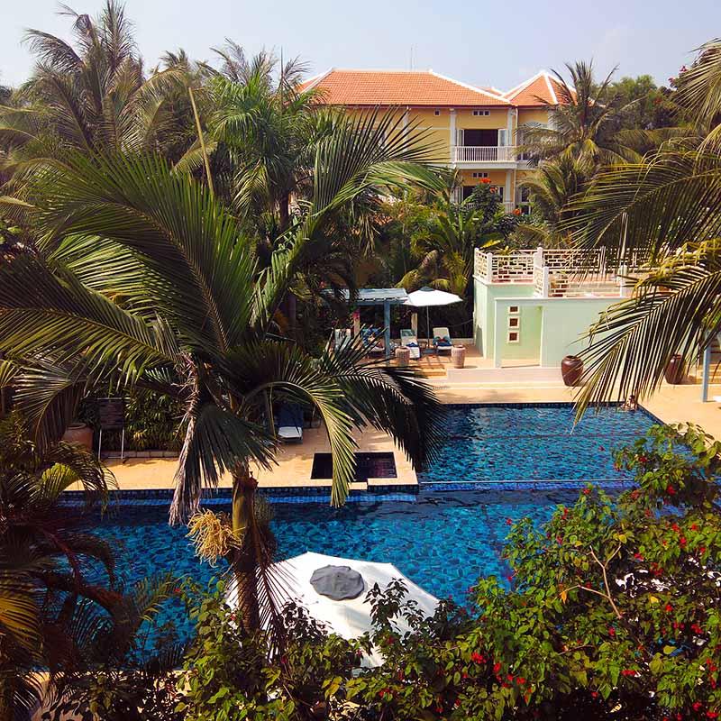 Hôtel La Veranda Resort - Phu Quoc - Vietnam - Apogée Voyages