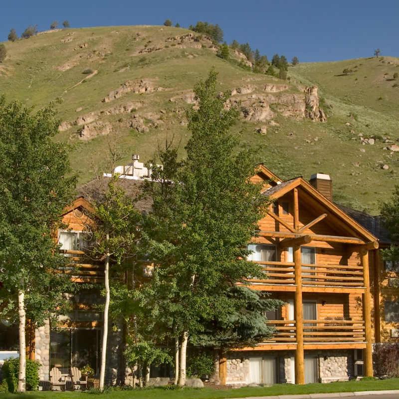 Hôtel Rusty Parrot -Jackson Hole - USA - Apogée Voyages