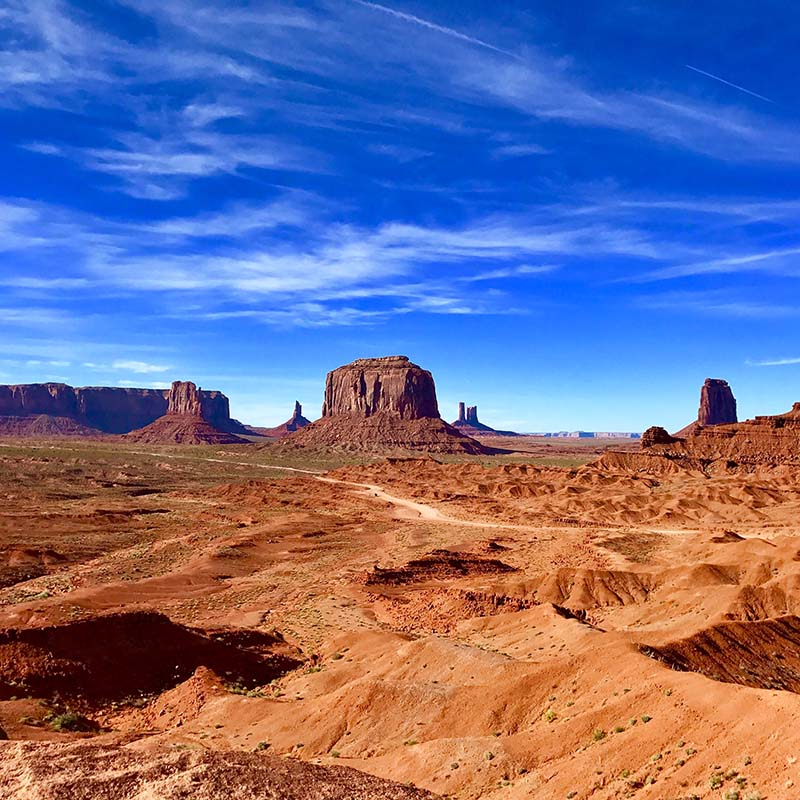 Arches et Canyons Monument ValleyUSA - Apogée Voyages