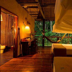 Hôtel Posada Amazonas Pérou - Apogée Voyages