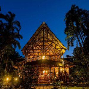 Hôtel Refugio Amazonas Pérou - Apogée Voyages
