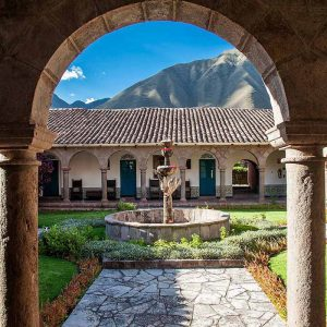 Hôtel Monasterio de la Recoleta Pérou - Apogée Voyages