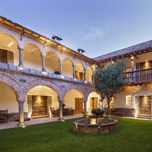 Hôtel Inkaterra La Casona Cuzco Pérou - Apogée Voyages