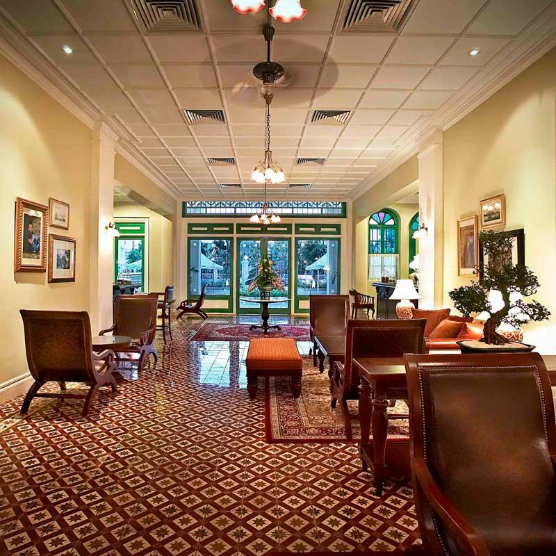 Hôtel The Majestic Malacca Malaisie - Apogée Voyages