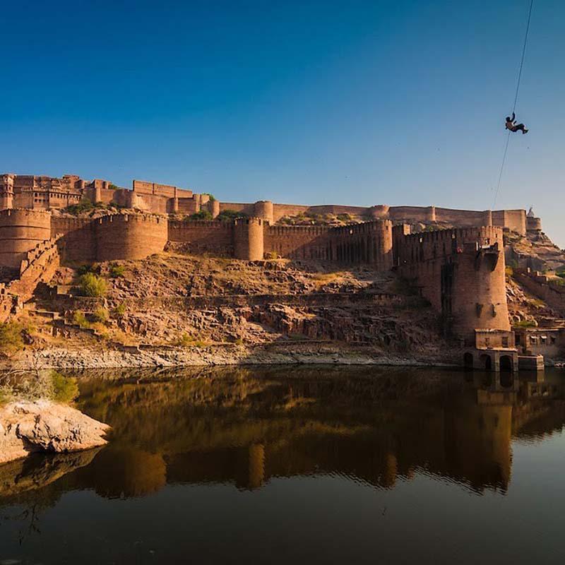 Fort Meranghar - Inde - Apogée Voyages