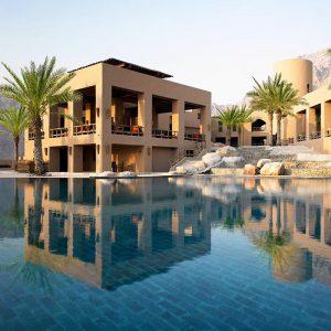 Hôtel Six Senses Zighy Bay Oman - Apogée Voyages
