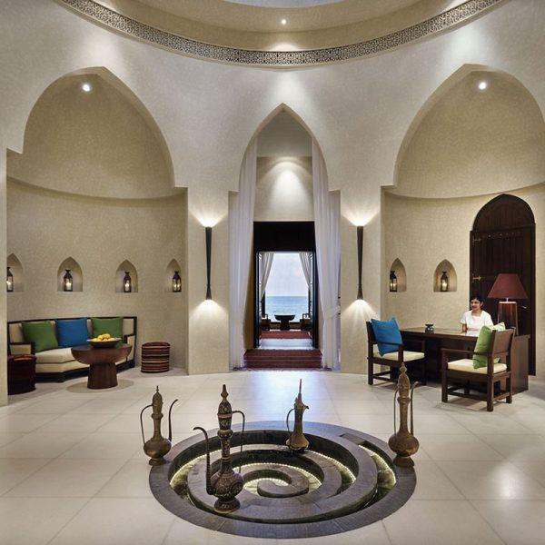 Hôtel Al Bustan Palace Oman - Apogée Voyages
