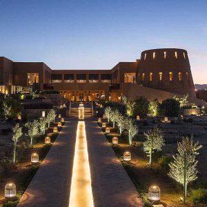 Hôtel Anantara al Jabal al Akhdar Oman - Apogée Voyages
