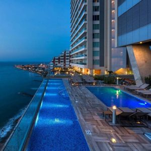 Hôtel Hyatt Regency Cartagena - Colombie - Apogée Voyages