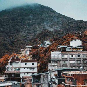 taiwan monastère - yehliu geo park et village de jiufen - apogée voyages