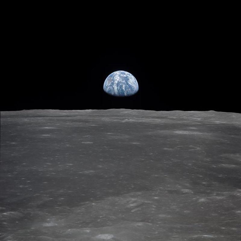 50e anniversaire Mission Apollo - apogée voyages