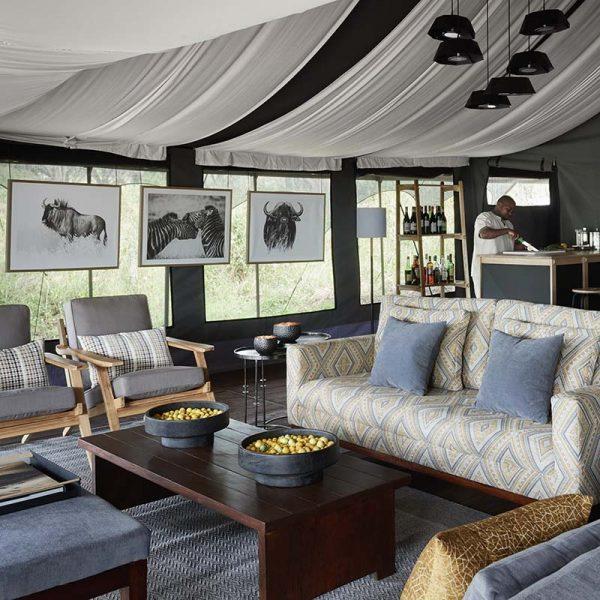 Sanctuary Ngorongoro Crater Camp - Tanzanie - Apogée Voyages