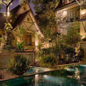 Hôtel Ariyasom Villa Bangkok Thaïlande - Apogée Voyages