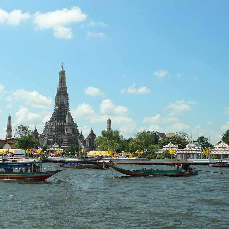 Bangkok comme un local - Apogée Voyages