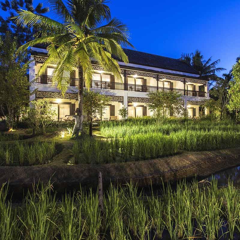 Hôtel Marndadee Heritage Chiang Mai Thaïlande - Apogée Voyages