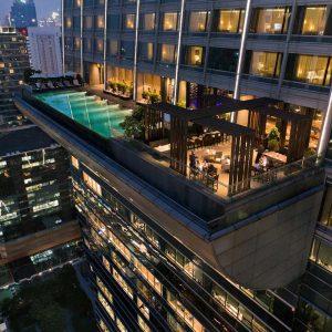 the okura prestige Bangkok - Apogée Voyages