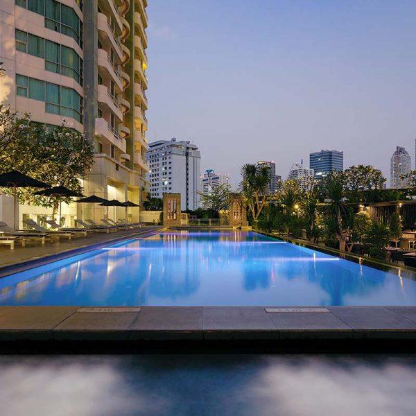 Hôtel Anantara Sathorn Bangkok Thaïlande - Apogée Voyages