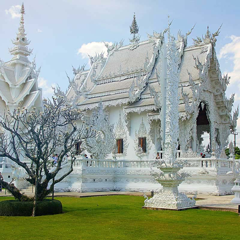 Itinéraire centre de la Thailande et triangle d'or - Apogée Voyages