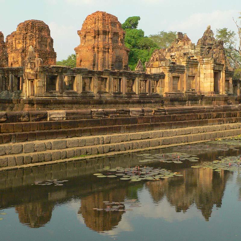 Isan et Ayutthaya - Thaïlande - Apogée Voyages