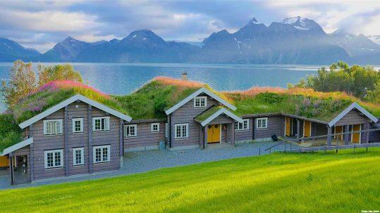 Lyngen Lodge Norvège - Apogée Voyages
